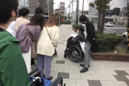 車椅子ルートマップ研修会
